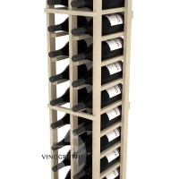 Professional Series - 6 Foot - 2 Column Magnum Rack - Pine Detail