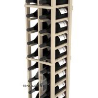 Professional Series - 6 Foot - 2 Column Magnum Rack - Pine Detail