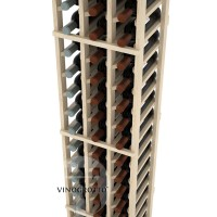Professional Series - 6 Foot - 3 Column Cellar Rack - Pine