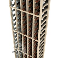 Professional Series - 6 Foot - 5 Column Cellar Rack - Pine