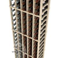 Professional Series - 6 Foot - 5 Column Cellar Rack - Pine