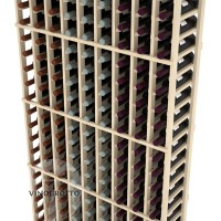 Professional Series - 6 Foot - 9 Column Cellar Rack - Pine