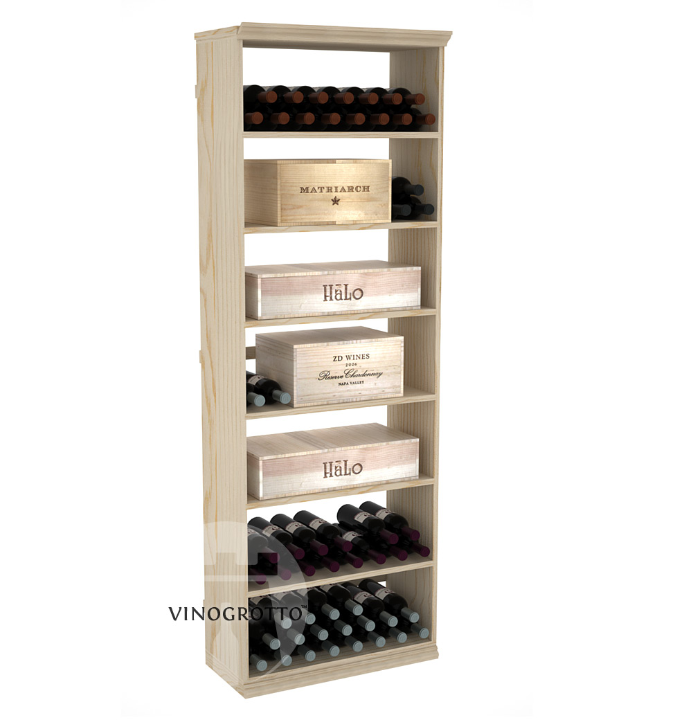 Wine Cases and Shelves