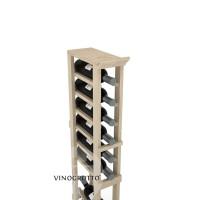Professional Series - 1 Column Top Shelf - Pine
