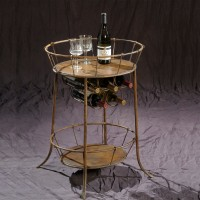 Firenze Distressed Italian Iron Table
