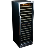 NewAir 160 Bottle Dual Zone Premier Gold Series Wine Cooler