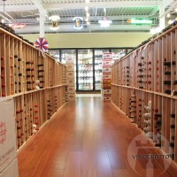 Retail Value Series - Full Aisles - Redwood