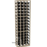 American Series 4 Column Magnum Rack - 6 Foot - Pine Showcase