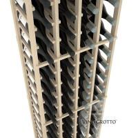 American Series 4 Column Magnum Rack - 6 Foot - Pine Detail