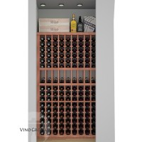 Home Collector 6-Foot Display Cellars in a closet - Premium-Redwood