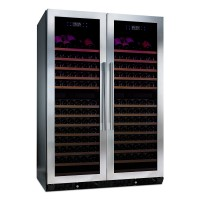 N'FINITY PRO HDX 332 Double Door Wine Cellar (Stainless Steel Trim)