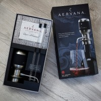 Aervana Electric Wine Aerator & Dispenser