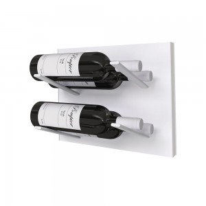 Stact L-Type Wine Rack - Whiteout