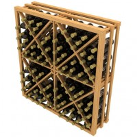 Home Collector Series - Stackable Diamond Cube Wine Rack