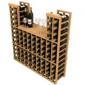 Home Collector Series - Stackable Table Top Wine Rack