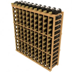 Home Collector Series - Stackable 10 Column Wine Rack