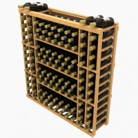 Home Collector Series - Stackable Wine Case Rack