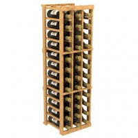 Home Collector Series - Stackable 3 Column Wine Rack