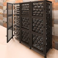 Case and Crate Triple Locker Short - 144 Bottles