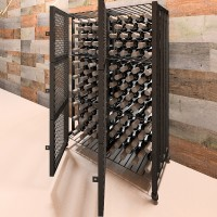 Case and Crate Double Locker Short - 96 Bottles