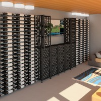 Case and Crate Lockers Lifestyle Cellar