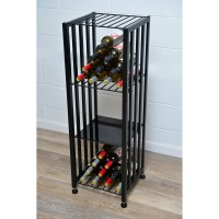 Case and Crate Syrah Shelf - Solid Black