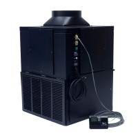 Wine Guardian D050 - 1/2 Ton Vertical Ducted Cooling System