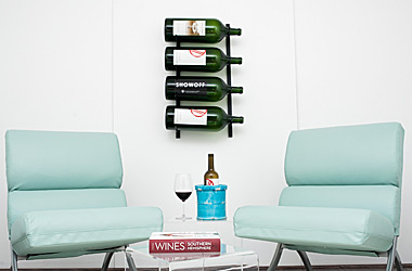 Large Bottle Series Wine Racks