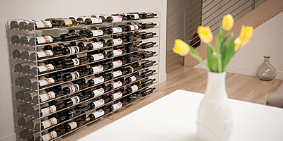 Evolution Series Wine Racks
