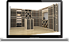 FREE 3D Wine Cellar Design Services
