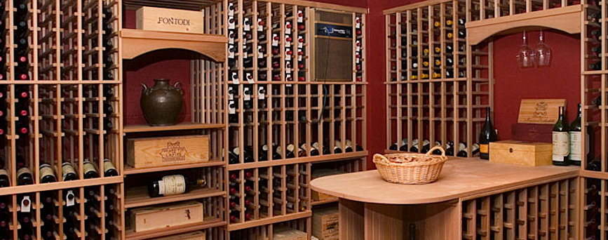 Self Contained Wine Cellar Cooling Systems