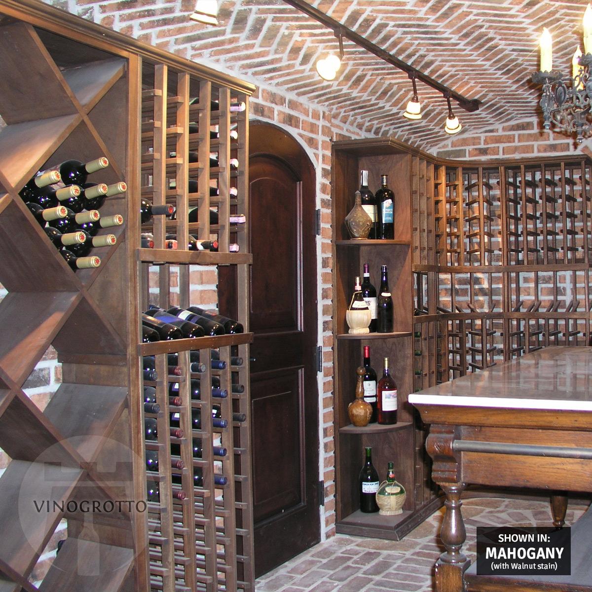 Vino Grotto Home Wine Cellar Designs