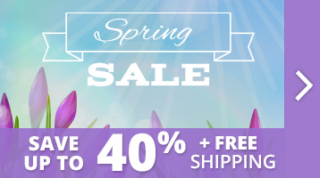 Spring Cellar Sale - Save up to 40% + Free Shipping