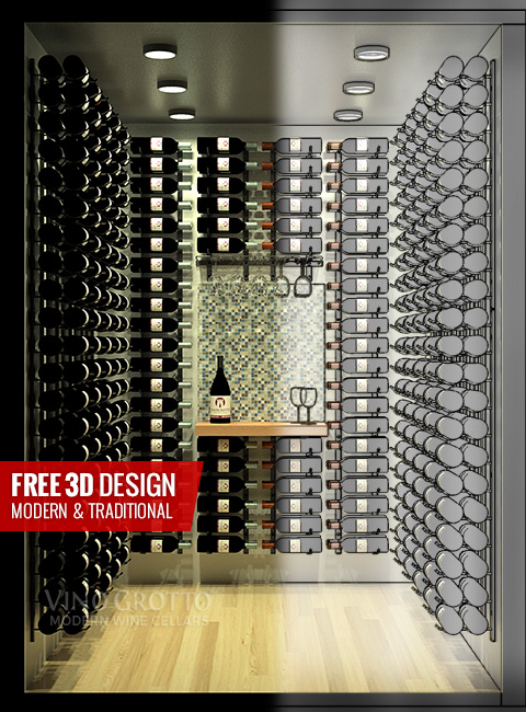 Get a FREE 3D Design in just days! : wine storage cellar  - Aquiesqueretaro.Com