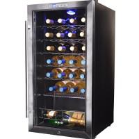 NewAir AWC- 270E – 27 Bottle Compressor Wine Cooler