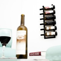 Vintage View 6 Bottle Rack Le Rustique