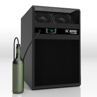 Whisperkool Through-Wall SC8000i Cooling Unit