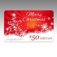 $50 eGift Card - christmas Showcase
