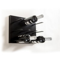 STACT Wine Rack - BlackOut