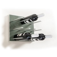 STACT Wine Rack - Gunmetal Gray