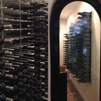 STACT Wine Rack - Piano Black