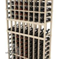 Professional Series - 6 Foot - 8 Column Display Rack - Pine Detail