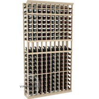 Professional Series - 7 Foot - 10 Column Display Rack - Pine Showcase