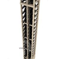 Professional Series - 8 Foot - 2 Column Magnum Rack - Pine Detail