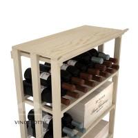 Professional Series - Rec Bin Top Shelf - Pine