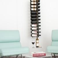 Vintage View WS43 - 36 Bottle Wine Rack - Satin-Black