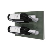 Stact L-Type Wine Rack - Gunmetal Gray