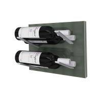 Stact L-Type Wine Rack - Gunmetal Gray