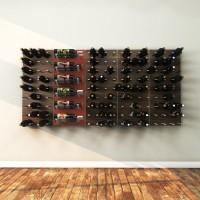Stact L-Type Wine Rack - Walnut