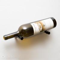 VintageView Vino Pins - Magnum Single Bottle (Anodized Black)